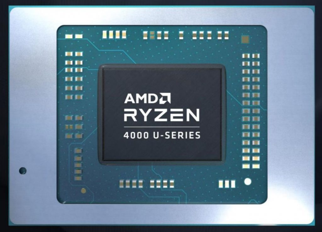 AMD Ryzen 4000 U-Series